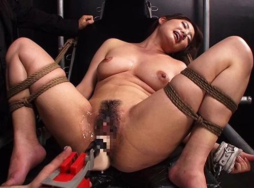 完全拘束した女を電マドリルで理性全壊するadarutovideo動画